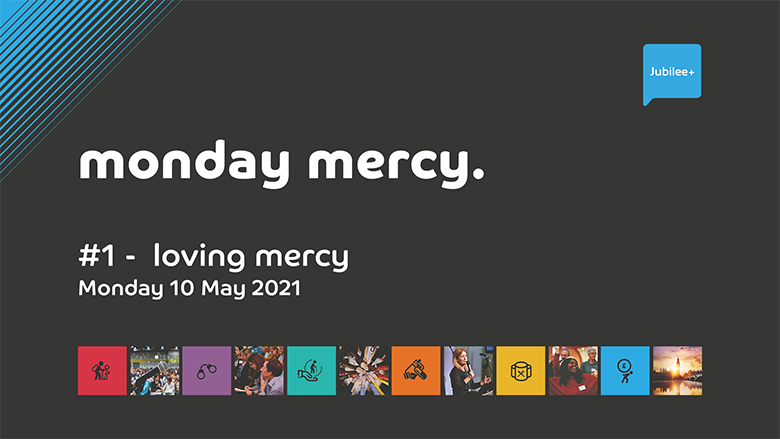 Monday Mercy #1 - Loving Mercy